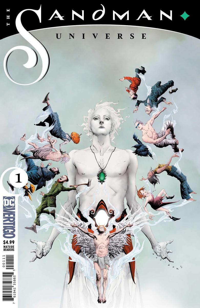 Sandman Universe Cover